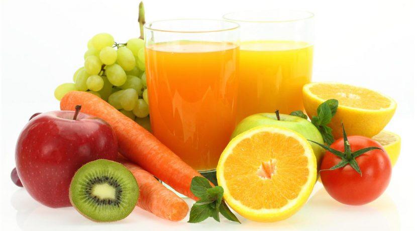 resep jus buah dan sayur