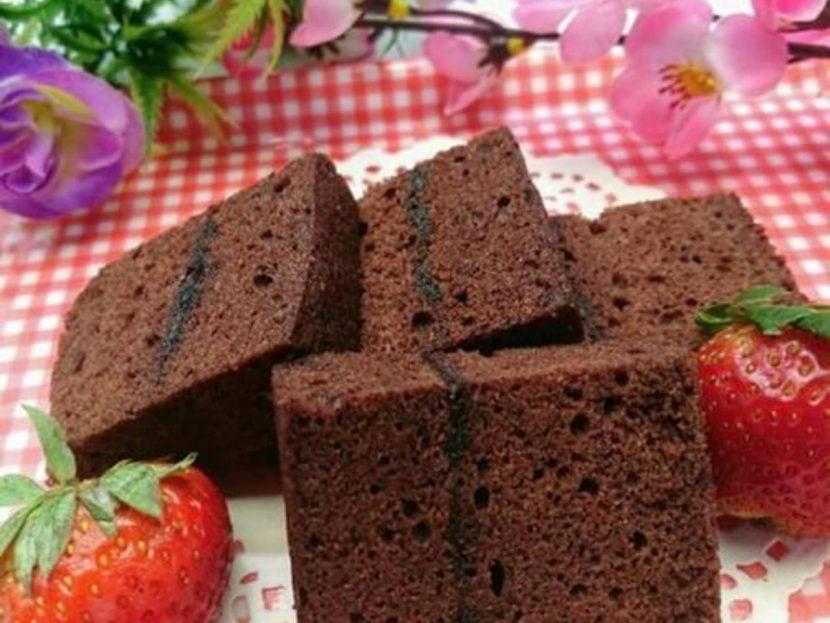 resep kue coklat tanpa oven