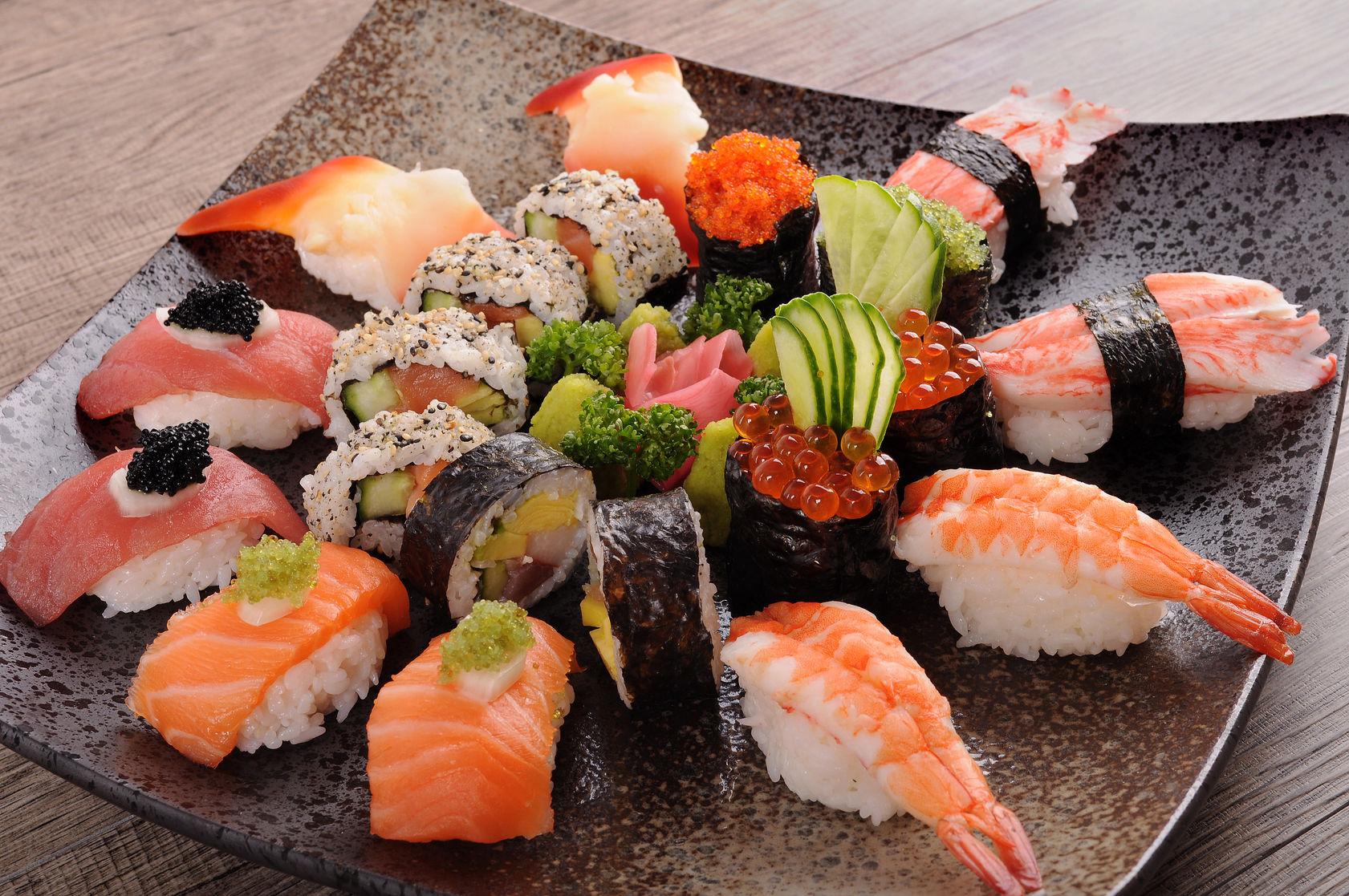 resep sushi goreng