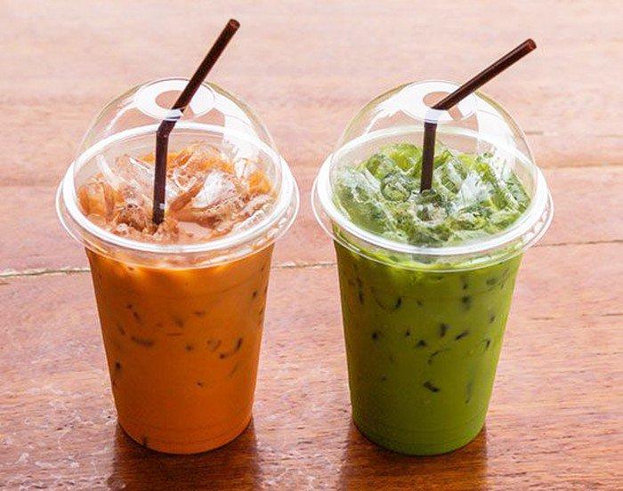cara membuat thai tea