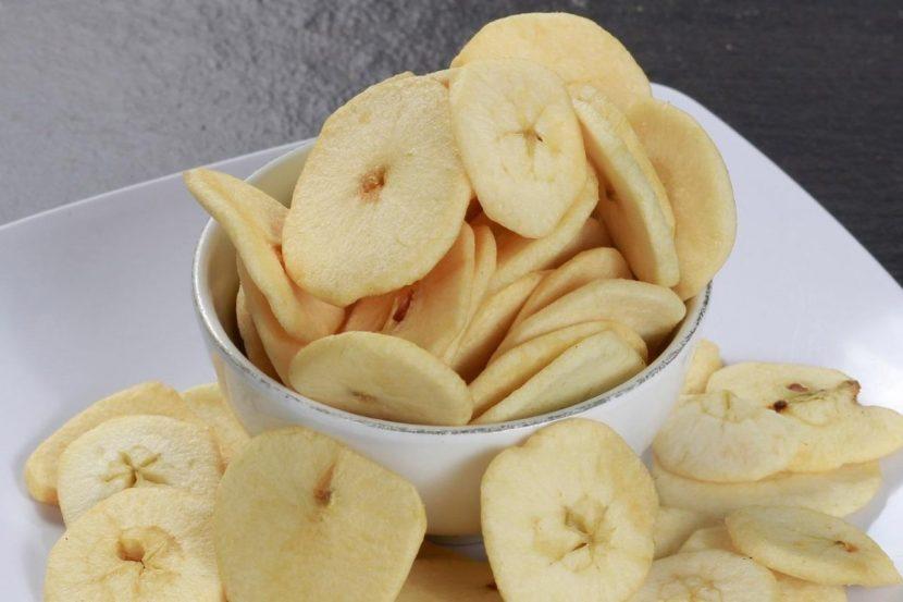 cara membuat keripik apel tanpa digoreng