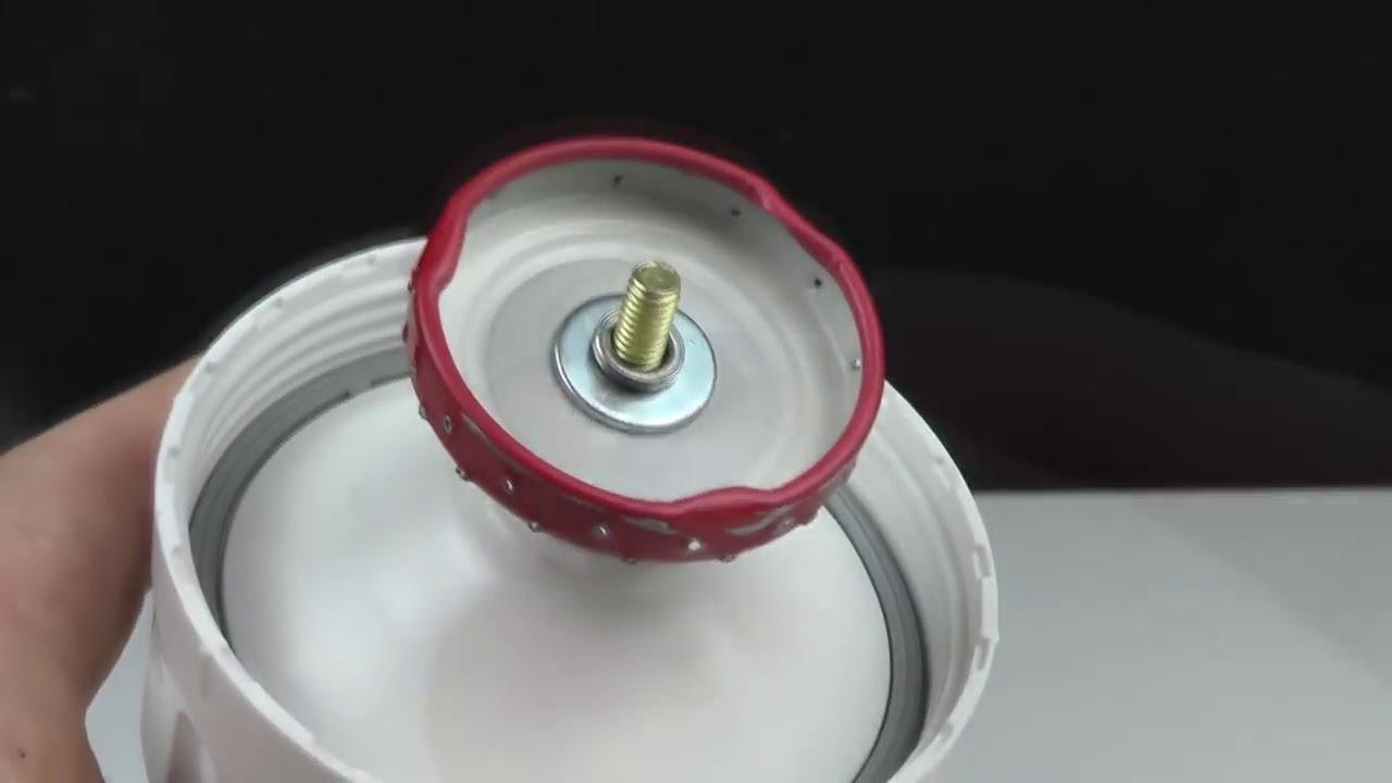 cara membuat mesin gulali