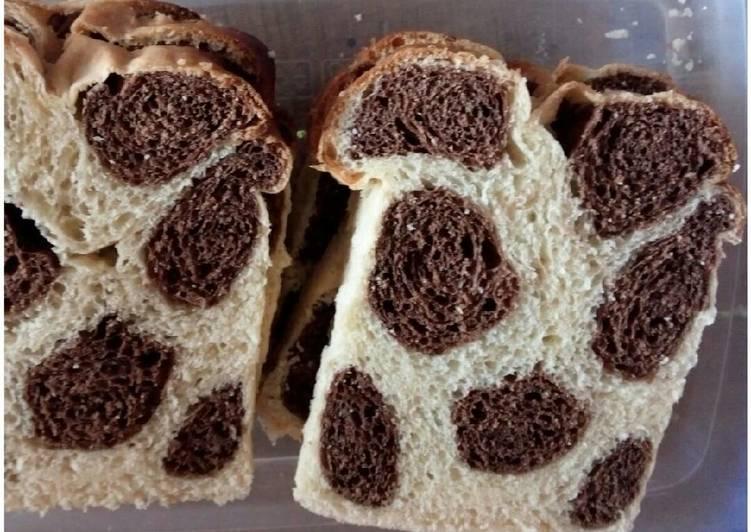 Cara Bikin Roti Tawar Jerapah