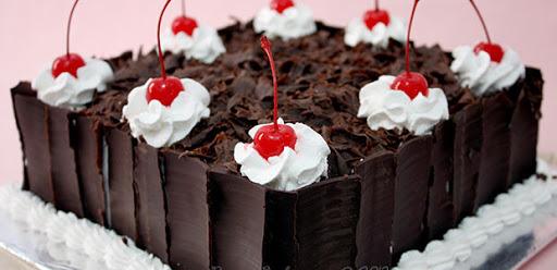 Cara Membuat Kue Cake Black Forest