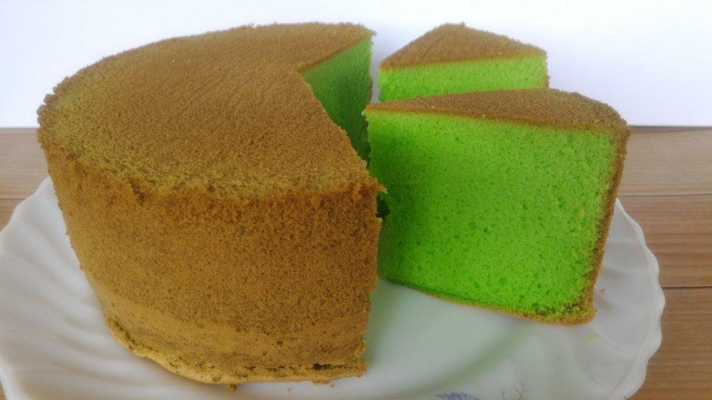 Resep Kue Ulang Tahun Pandan