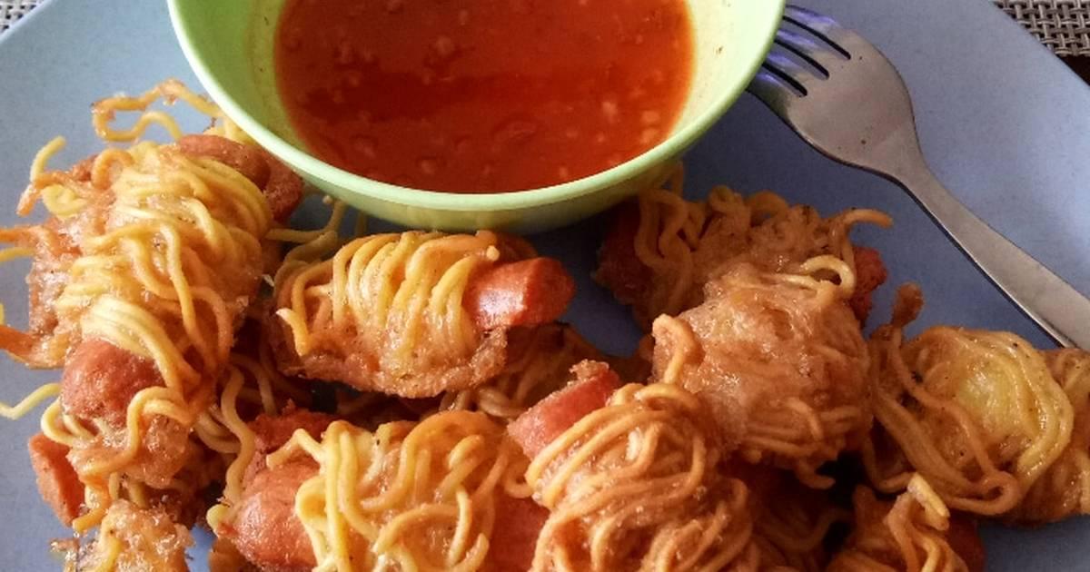 cara membuat makanan ringan dari sosis