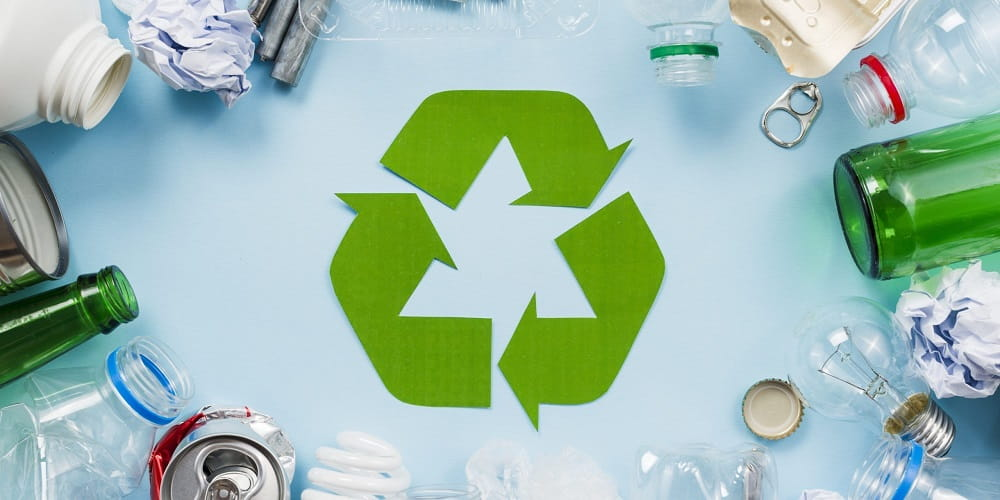 Pengertian dari daur ulang