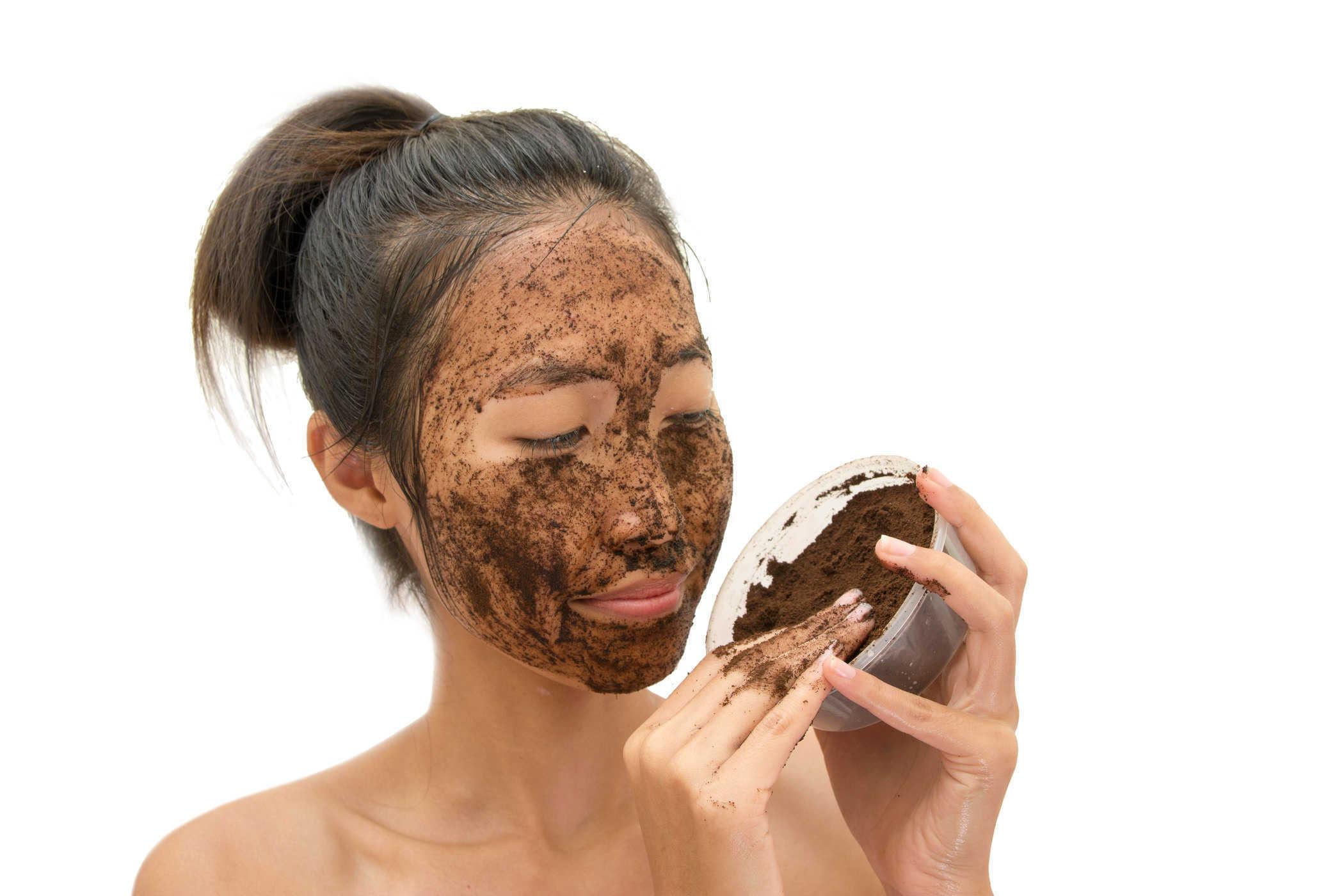 manfaat masker kopi dan lidah buaya