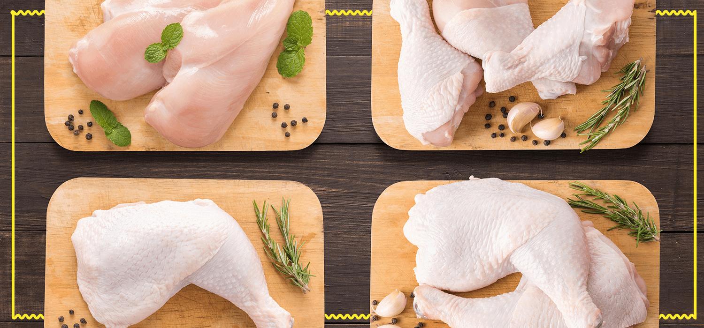 Manfaat Yang Terdapat Pada Daging Ayam