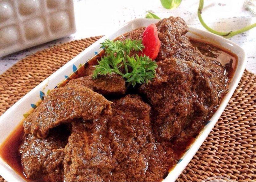Cara memasak rendang sapi yang empuk dan enak