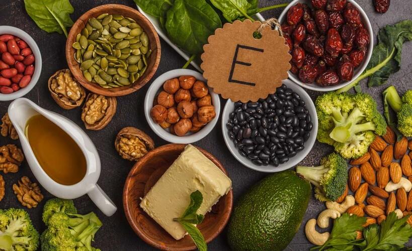 Makanan yang mengandung vitamin E untuk kesuburan suami istri