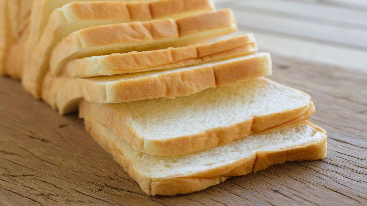 Manfaat mengonsumsi roti tawar