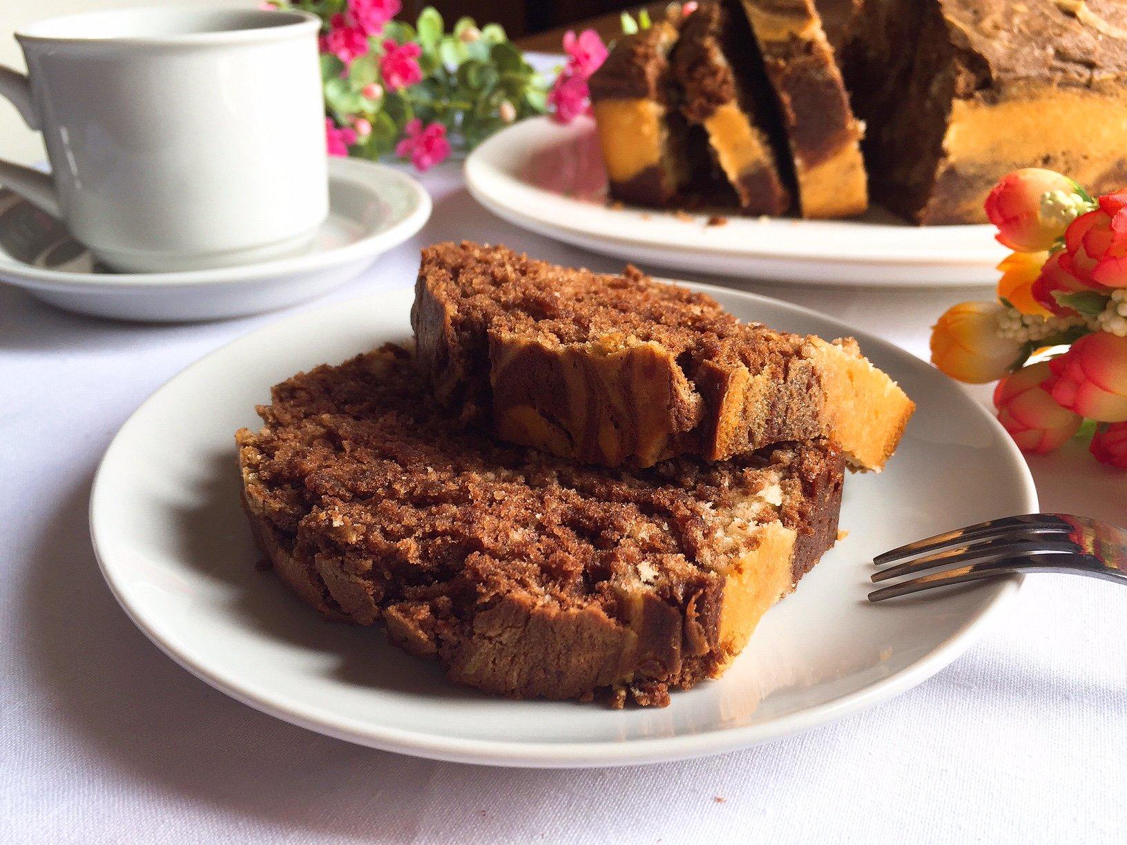 Resep cara membuat kue bolu panggang agar mengembang