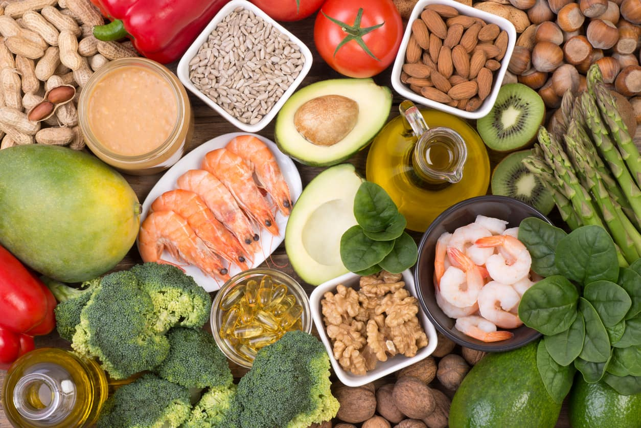 Macam-Macam Sayuran Yang Banyak Mengandung Vitamin E
